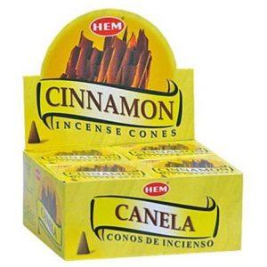 Kiany.nl - HEM Cinnamon cones/kegel wierook
