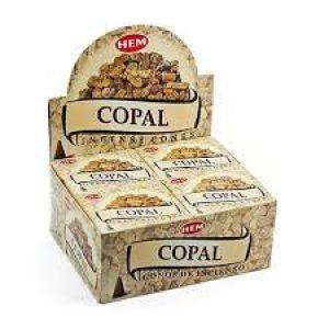 Kiany.nl - Copal cones/kegel wierook