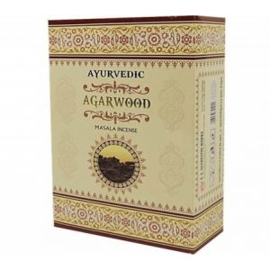 Kiany.nl - Ayurvedische massala Agarwood premium wierook