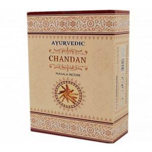 Kiany.nl - Ayurvedische massala Chandan premium wierook