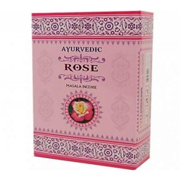 Kiany.nl - Rose Ayurvedische massala premium wierook
