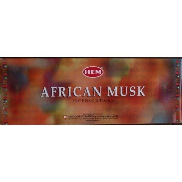 Kiany.nl - HEM African Musk wierook