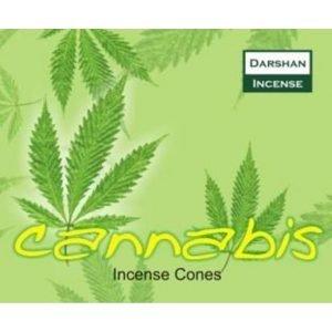 Kiany.nl - Cannabis Drarshan cones wierook