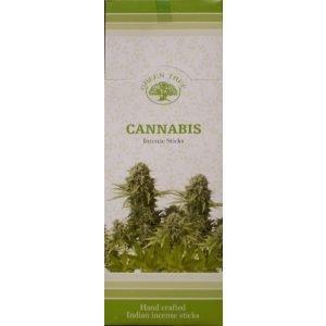 Kiany.nl - Cannabis Green Tree wierook