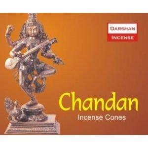 Kiany.nl - Chandan Darshan cones wierook