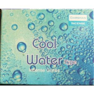 Kiany.nl - Cool Water Type Darshan cones wierook