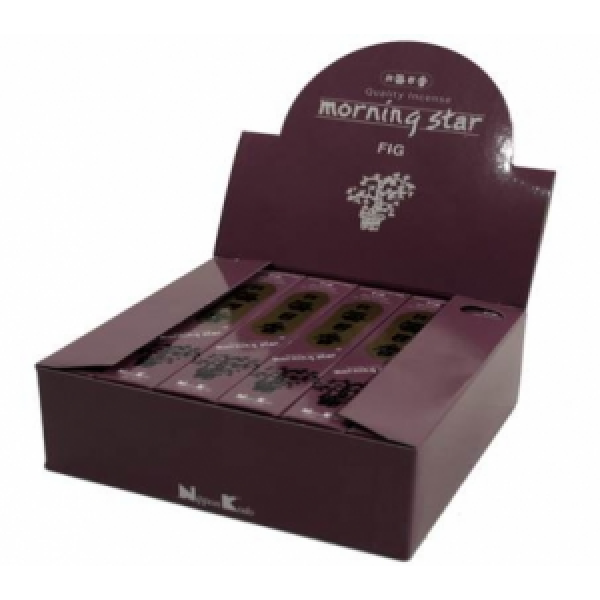 Kiany.nl - Japanse Wierook - Nippon Koda - Morning Star Fig wierook stokjes