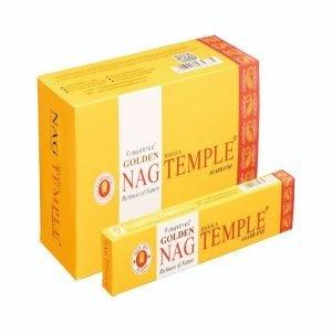 Kiany.nl - Vijashree Golden Nag Temple wierook stokjes