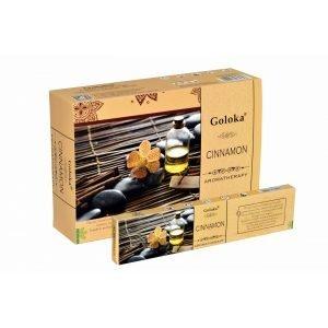 Kiany.nl - Goloka ARomatherapy Cinnamon wierook
