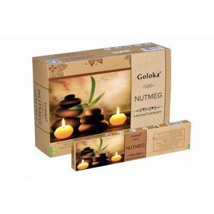 Kiany.nl - Nutmeg Goloka Aromatherapy wierook
