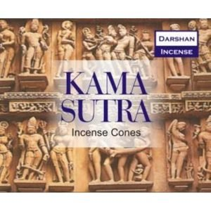 Kiany.nl - Kamasutra Darshan cones/kegel wierook