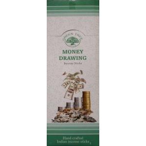 Kiany.nl - Money Drawing Green Tree wierook
