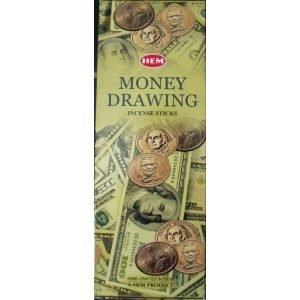 Kiany.nl - HEM Money Drawing wierook
