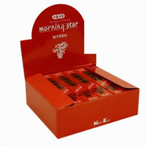 Kiany.nl - Japanse Wierook - Nippon Koda - Morning Star Myrrh wierook stokjes