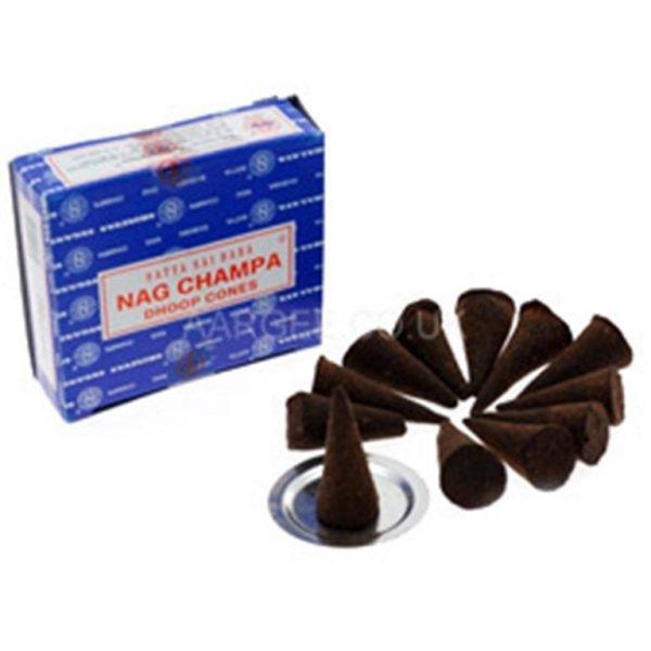 Kiany.nl - Satya Nag Champa cones wierook