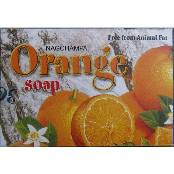 Kiany.nl - Nag Champa Orange Zeep 75 gram