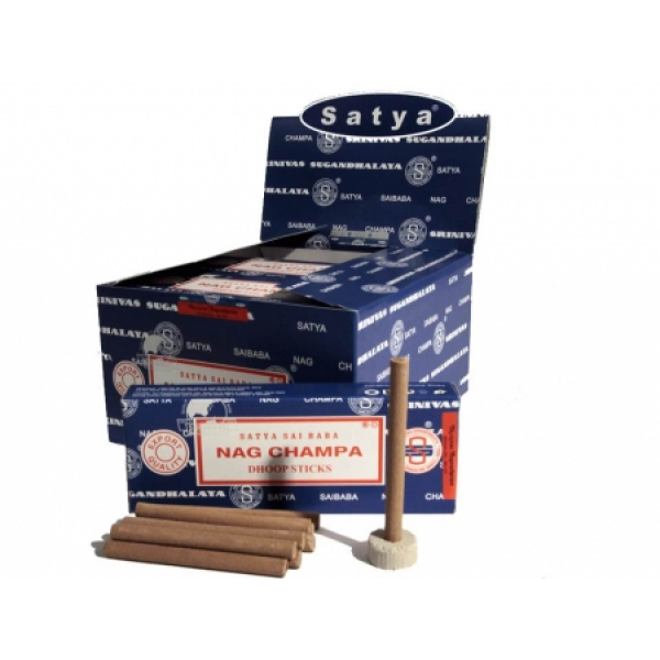 Kiany.nl - Nag Champa Dhoop sticks wierook
