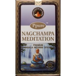 Kiany.nl - Nag Meditation wierook