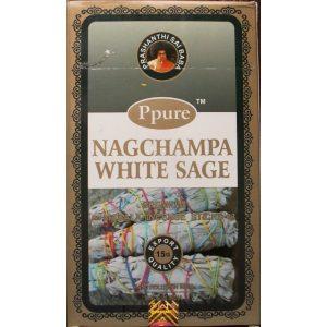 Kiany.nl - Nagchampa White Sage wierook