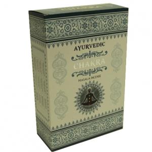 Kiany.nl - Premium Ayurvedische Chakra massala wierook 10 gram