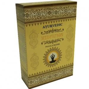 Kiany.nl - Premium Ayurvedische Meditatie massala wierook 10 gram