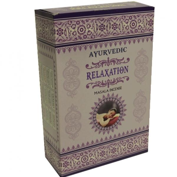 Kiany.nl - Premium Ayurvedische Relaxation massala wierook 10 gram