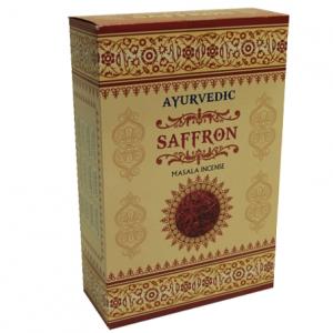 Kiany.nl - Premium Ayurvedische Saffraan massala wierook 10 gram