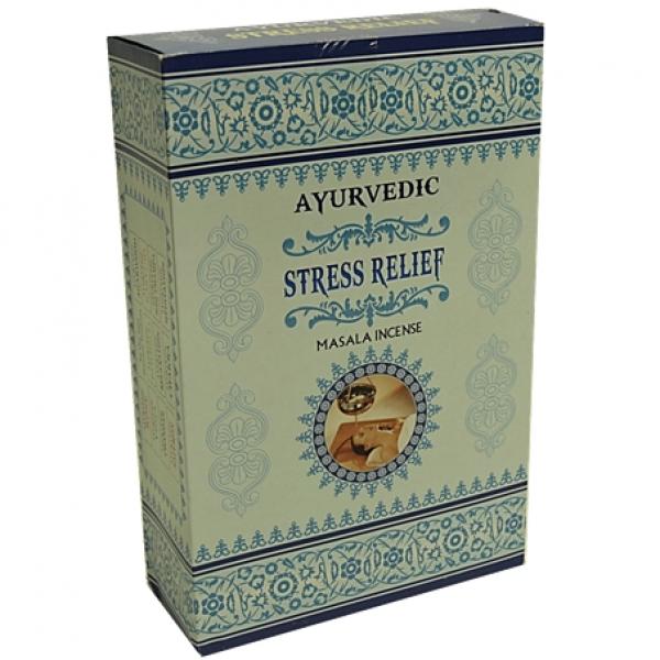 Kiany.nl - Premium Ayurvedische Stress Relief massala wierook 10 gram