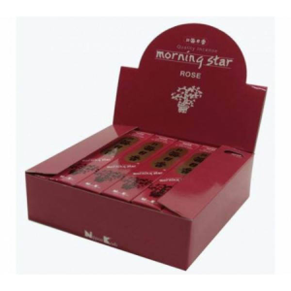 Kiany.nl - Japanse Wierook - Nippon Koda - Morning Star Rose wierook stokjes