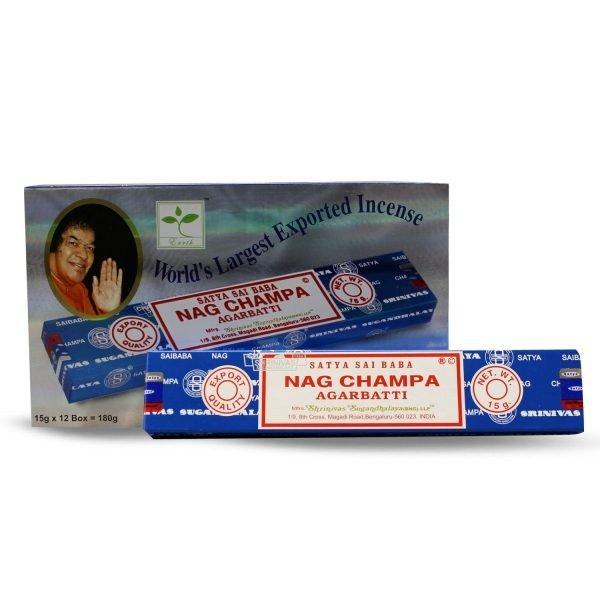 Kiany.nl - Satya Nag Champa wierook 15 gram