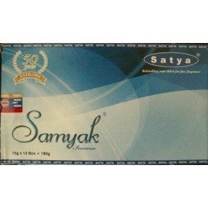 Kiany.nl - Samyak Satya wierook