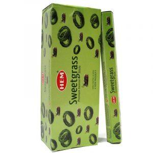 Kiany.nl - HEM Sweetgrass wierook