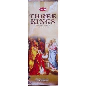 Kiany.nl - HEM Three Kings wierook