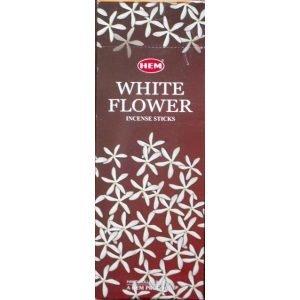 Kiany.nl - HEM White Flower wierook