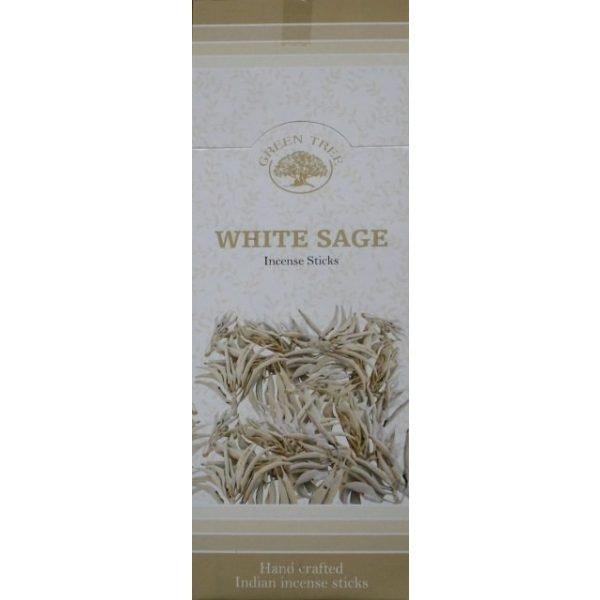 Kiany.nl - White Sage Green Tree wierook